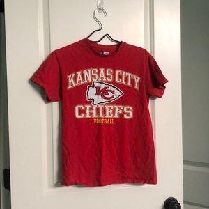 Kansas City chiefs tee
